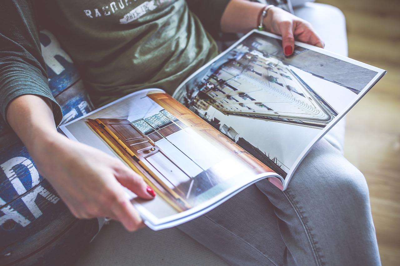 Jak przygotować katalog szyty?