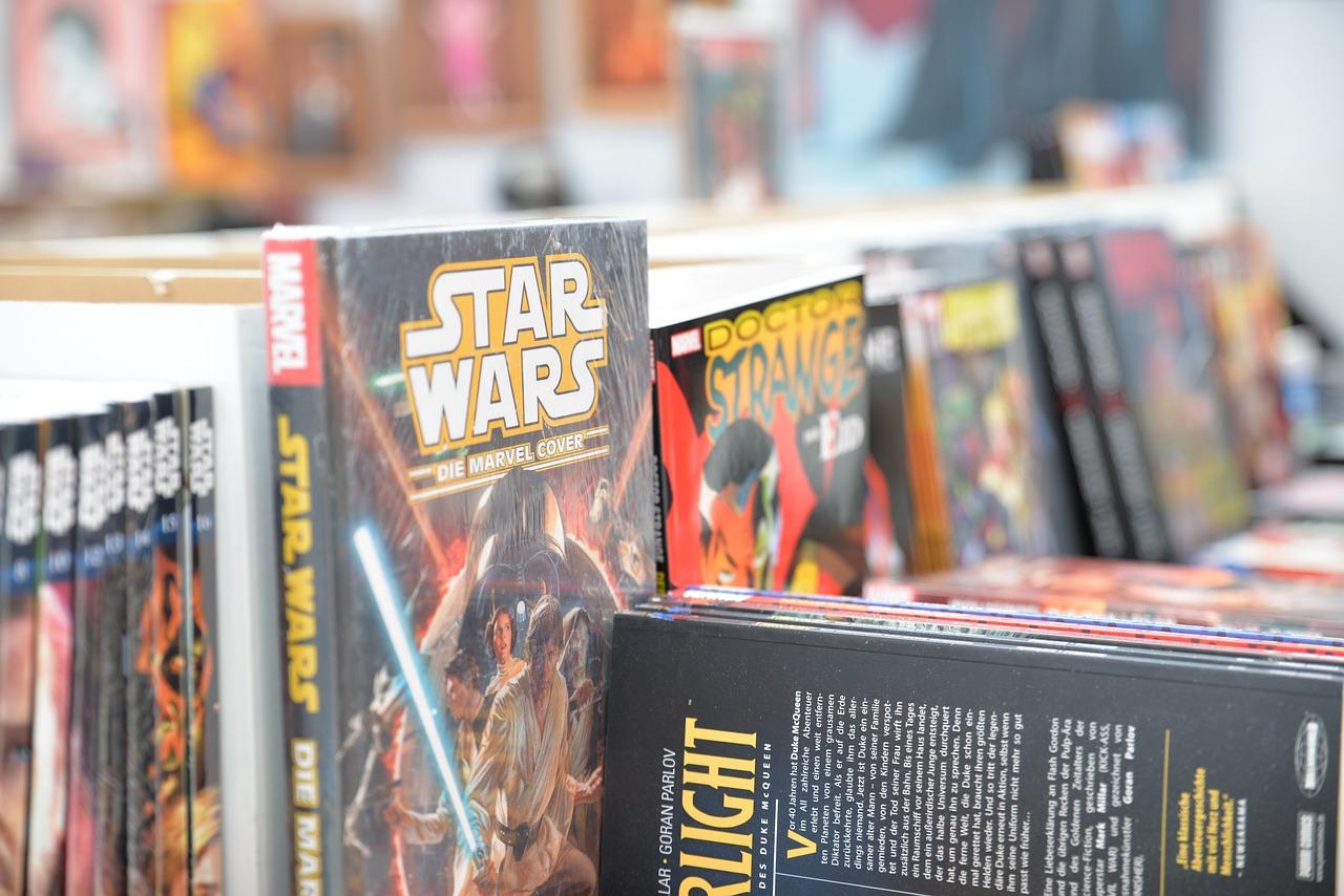 Gadżety dla fanów Star Wars