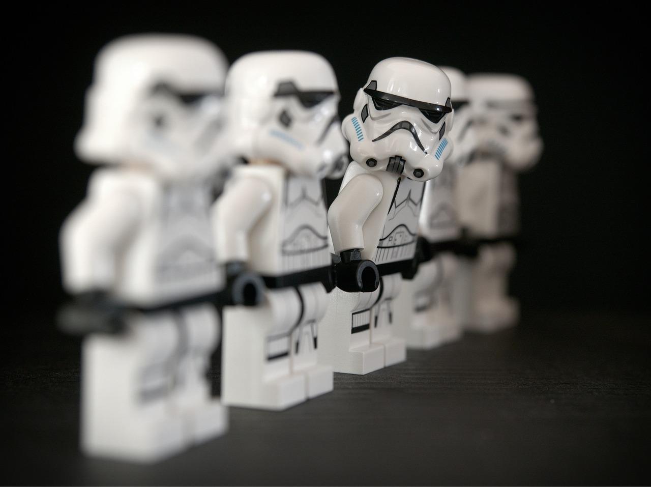 Coś dla miłośników Gwiezdnych Wojen